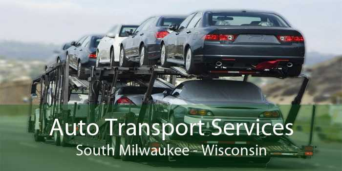 Auto Transport Services South Milwaukee - Wisconsin