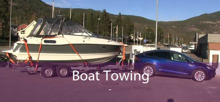 Boat Towing  -