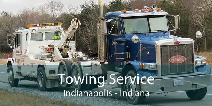 Towing Service Indianapolis - Indiana