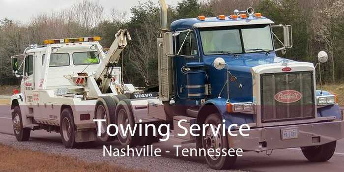 Towing Service Nashville - Tennessee