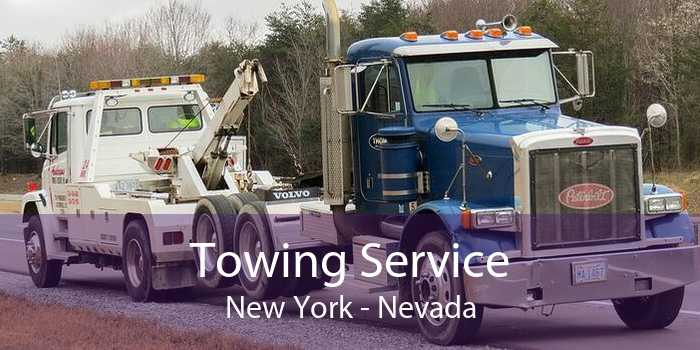 Towing Service New York - Nevada