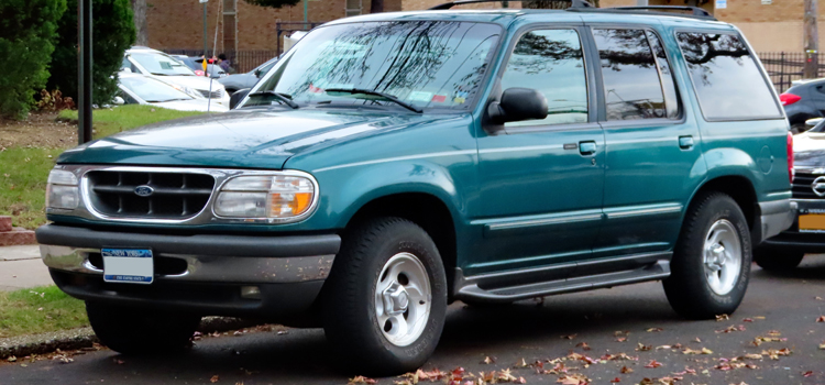 Sell Junk 1998 Ford Explorer