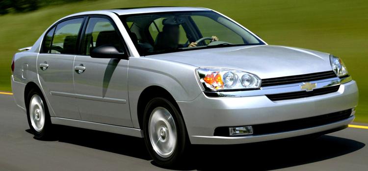 Cash For 2004 Chevrolet Malibu