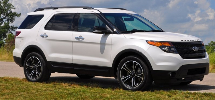 Sell Junk 2014 Ford Explorer