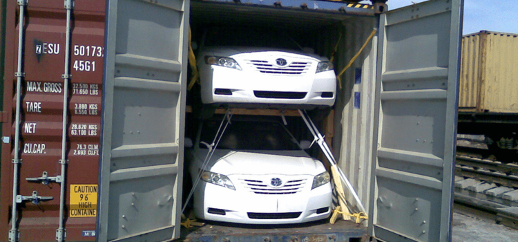 Car Importing To And From The USA To China
