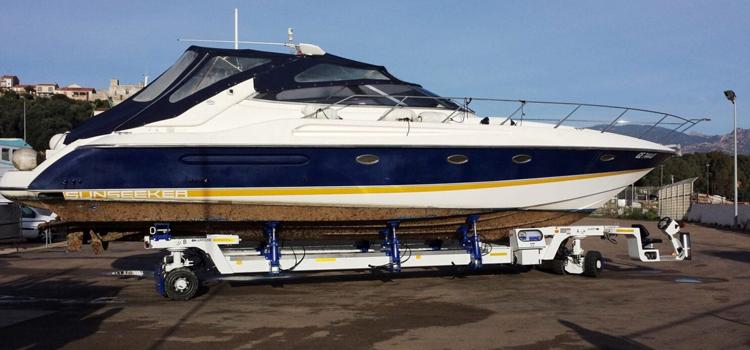 Yacht Trucking