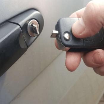 Broken Car Key Extraction in Atlanta