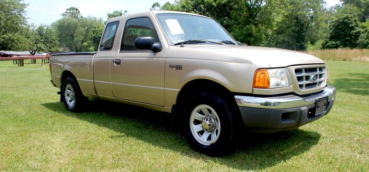 Sell Junk 2001 Ford Ranger