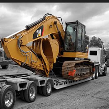 Heavy Construction Equipment Towing in El Paso