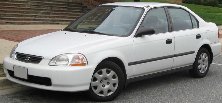 Cash For 1999 Honda Civic