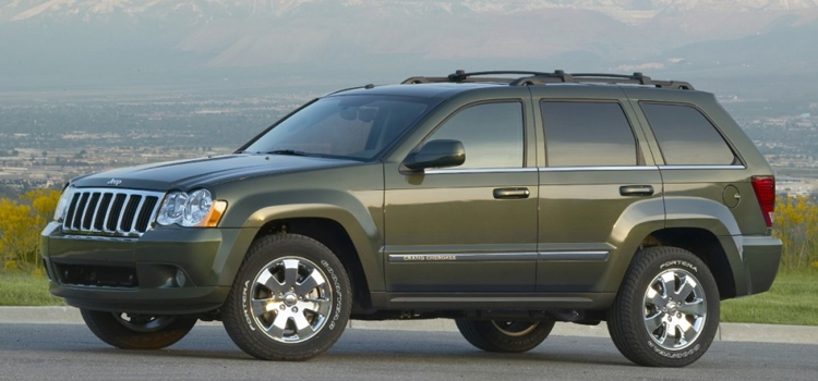 Cash For Jeep Grand Cherokee 2006