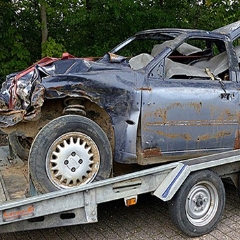 Salvage Car Removal