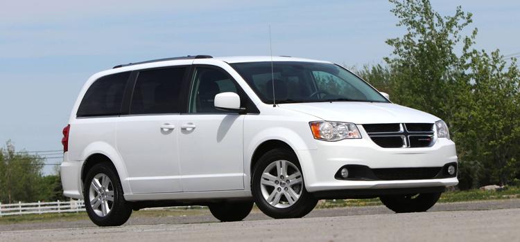 junk Dodge Grand Caravan
