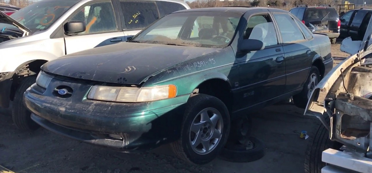 Sell Junk 1998 Ford Taurus
