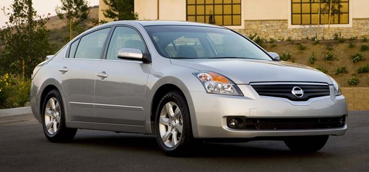 Cash For Nissan Altima 2009
