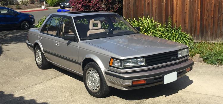 Sell Junk 1996 Nissan Maxima