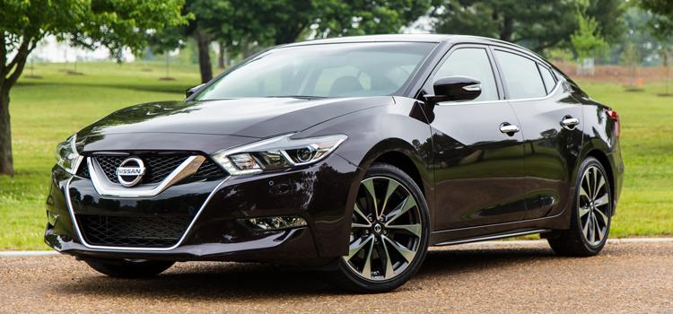 Sell Junk 2015 Nissan Maxima