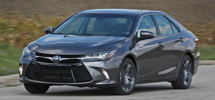 Cash For Toyota Camry 2017