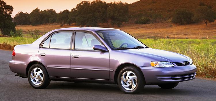 Sell Junk 1998 Toyota Corolla