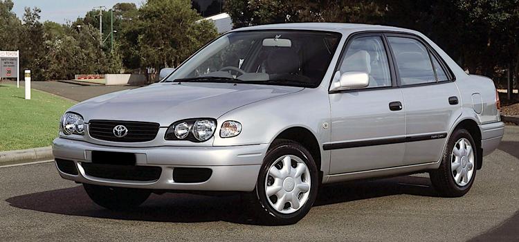 Sell Junk 2000 Toyota Corolla