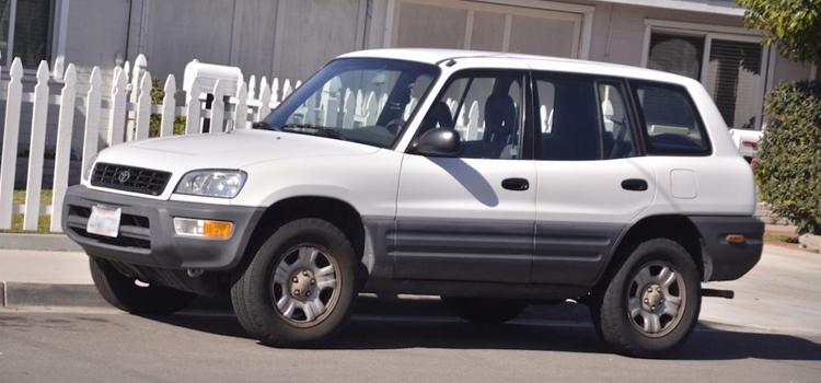 Cash For 1990 Toyota Rav4